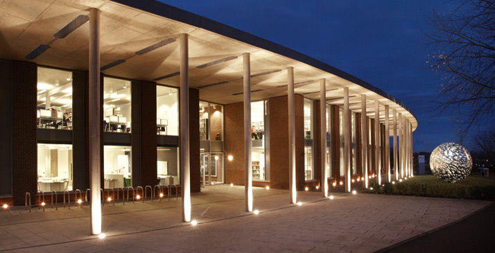 Birmingham city university estates strategy