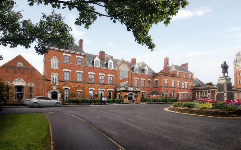 Royal Sutton Place Phase 2 Sutton Coldfield Birmingham